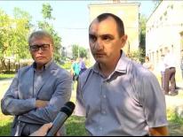Помощь Первоуральских татар украинским беженцам