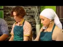 Готовим Шишару и Баурсак с печенью с Резедой Саляховой