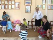 Благотворительный концерт Саиды Мухаметзяновой в детском приюте