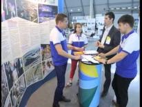 Национальный чемпионат рабочих профессий в Екатеринбурге