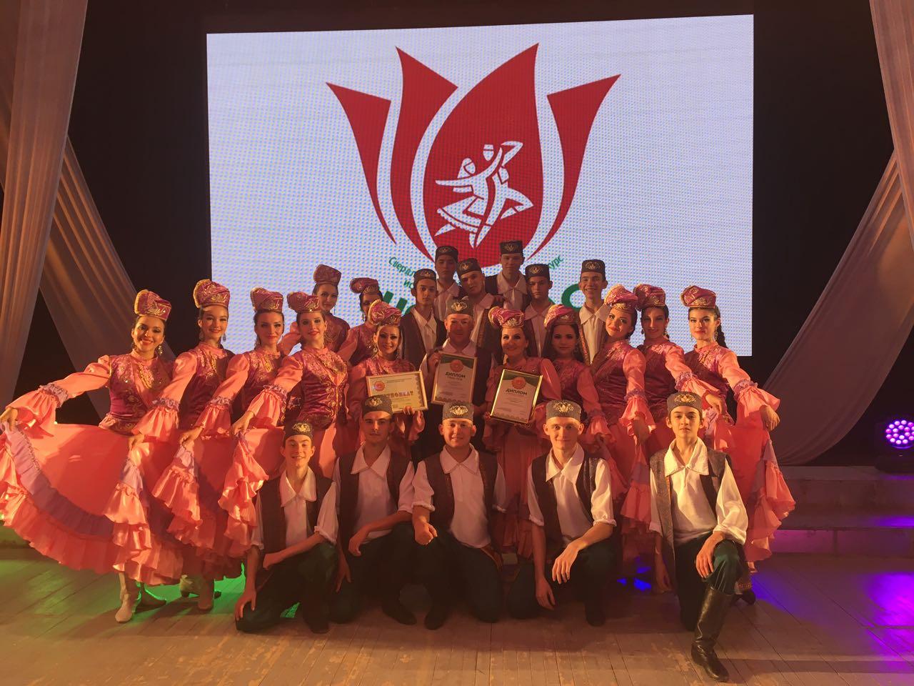 В Екатеринбурге прошёл областной конкурс исполнителей татарских танцев ''Шома бас''