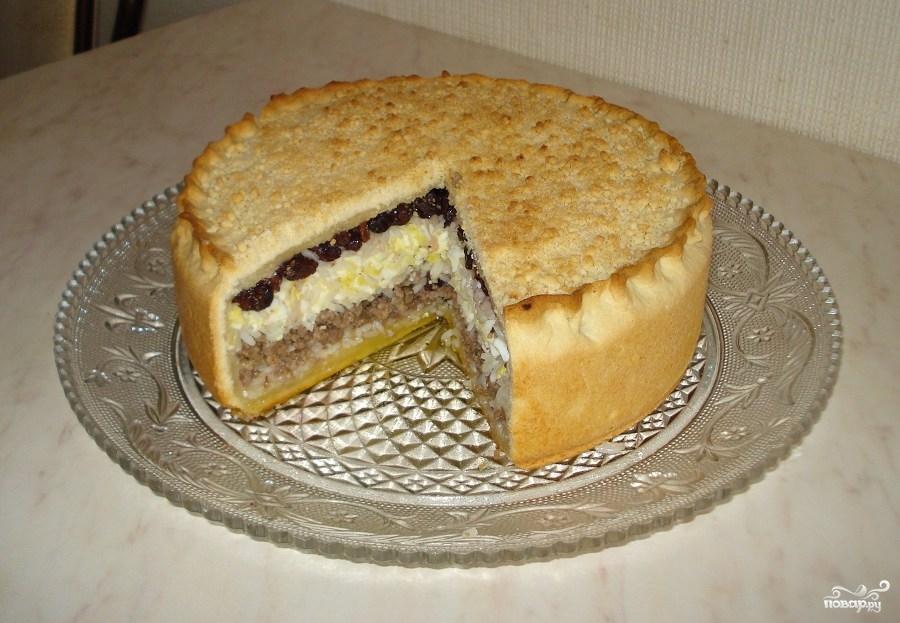 Губадия с кортом рецепт с фото пошагово