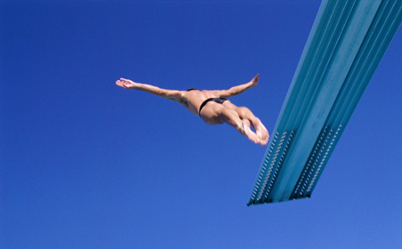 high diving