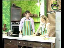 Готовим 'Казанский пирог' вместе с певицей и телеведущей Алсу Абдульхановой