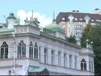 Екатеринбург глазами татарстанского художника Рустема Хузина