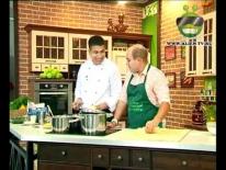 «Перямяч» по особому рецепту шеф-повара одного из ресторанов Казани