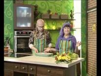 Готовим 'Курицу в луковом/чесночном соусе' вместе с Лией Загидуллиной
