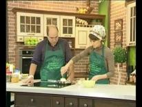 Готовим пирог 'Слезы Ангела' вместе с Алиной Сафиуллиной