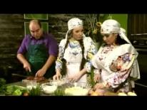 Готовим Энкей Бэлиш и Татлы с дуэтом Фарида-Алсу