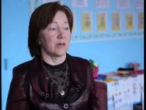 Преподование татарского языка в деревне Усть Баяк