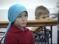 Женский день в мечети Первоуральска