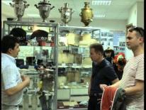 Визит журналистов из Финляндии татарской деревни Аракаево
