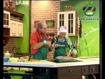 Готовим 'Бэлеш по-башировски' вместе с популярной татарской певицей Алиной Башировой
