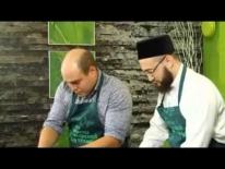 Готовим Курбан шурпа и картошка с печенью с Камиль хазрат Самигуллиным